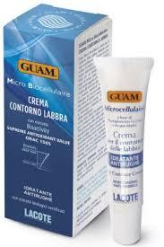 Микробиоклеточный <b>крем</b> для контура губ - <b>Guam Micro</b> ...