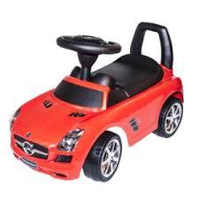 Машинка-<b>каталка Mercedes-Benz SLS AMG</b> | Отзывы покупателей