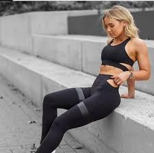 China Body Fit <b>Set</b> Sportswear Summer <b>Women</b> Sport Bra and ...