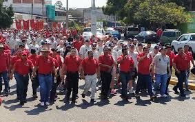 united steelworkers unite in solidarity mexican steelworkers