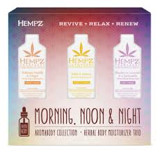 Купить <b>набор</b> для тела Morning, <b>Noon</b> &amp; Night 3*60мл