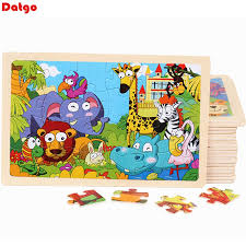 Sricam Wooden <b>Puzzle</b> Letters <b>Toy Kids</b> Baby Alphabet Early ...