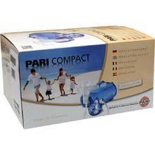 Компрессорный <b>ингалятор</b> ПАРИ Компакт (<b>Pari Compact</b>) и ...