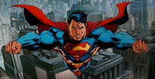 Image result for Superman Flying over the Empire State Building