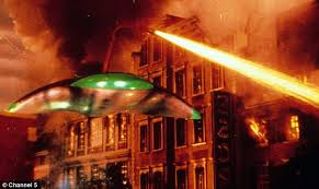 Image result for images of the 1953 war of the worlds