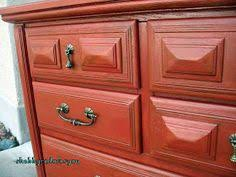 painted furniture dresser redo night stand redo barn red paint and cadenza furniture
