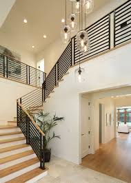 staircase lighting ceiling lighting natural light application lamps staircase