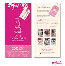 flyer design print love candy cakes cupcakes chesterfield flyer design print love candy cakes cupcakes chesterfield derbyshire bimbo design graphic designers