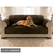 home fashion designs kaylee collection quilted reversible sofa protector 17233796 overstockcom shopping big discounts on home fashion designs sofa big dog furniture