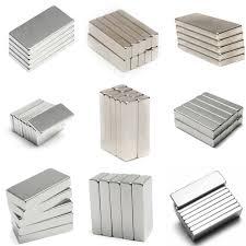 Muti-size <b>Strong Magnet</b> Neodymium Square Block <b>Magnets</b> N50 ...