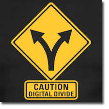Image result for the digital divide