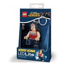 <b>Брелок</b>-<b>фонарик для ключей LEGO</b> LGL-KE70A Super Heroes ...