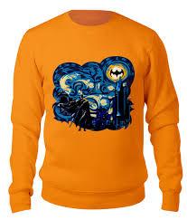 "<b>Свитшот</b> унисекс хлопковый ""<b>Бэтмен</b> (Batman)"" #2535495 от ..."