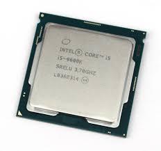 <b>Процессор Intel Core i5-9600K</b>. Тестирование от Notebookcheck ...