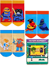 <b>Носки</b> FOOD&ZOO BATTLE, 3 пары Tatem Socks 11087617 в ...
