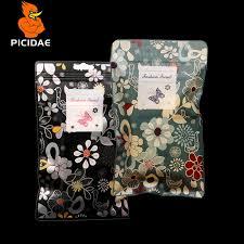 <b>Color Zipper Ziplock Printing</b> Two Sides Plastic Packaging Bag ...