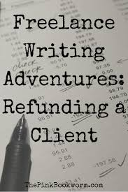 lance writing adventures archives the pink bookworm lance writing adventures refunding a client