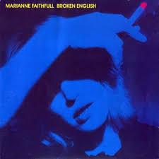 <b>MARIANNE FAITHFULL</b> - &quot;<b>Broken</b> English&quot; (Baron von ...