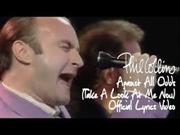<b>Phil Collins</b> - Against All Odds (Take A Look At Me Now) (Official ...