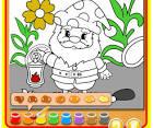 Онлайн раскраски для детей от 3 лет бесплатно