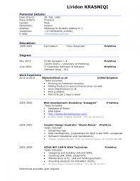 care assistant cv template cv templat sample cv for carer sample best photos of good cv example example good resume template cv sample doc sample cv