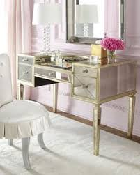 borghese ladies writing desk vanity mirror co our stunning mirrored desk is back in borghese mirrored furniture