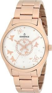 <b>Часы</b> наручные <b>женские Essence</b>, цвет: желтый. ES6338FE.430 ...