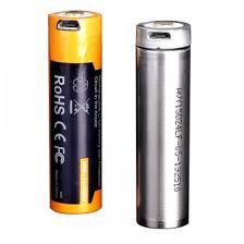 <b>Аккумулятор 18650 Fenix ARB-L18-3500U</b> (3500 mAh, USB ...