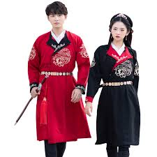 <b>New men women hanfu</b> costume cosplay clothes male Chinese ...
