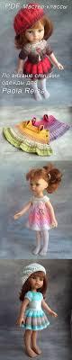Очень подробные МК по вязанию спицами <b>одежды для</b> кукол ...