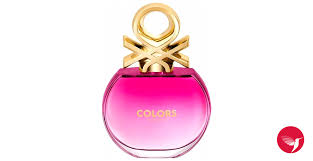 <b>Colors de Benetton Pink Benetton</b> perfume - a fragrance for women ...
