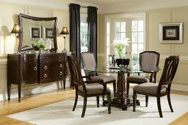 Round Table Dining Room Sets Opulence Classic Dining Room Furniture Sets Design Models In Clear