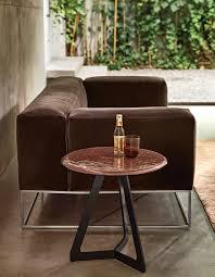 Crystal <b>side tables</b> – FIAM Italia