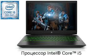 <b>Ноутбук HP Pavilion Gaming</b> 15-cx0122ur (Intel Core i5-8300H ...