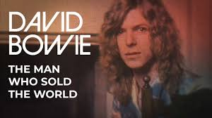 <b>David Bowie</b> - The Man Who Sold The World [2020 Mix] [Official ...