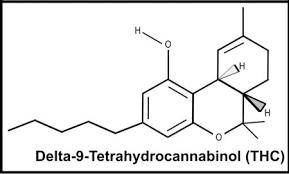 Image result for delta-9-tetrahydrocannabinol