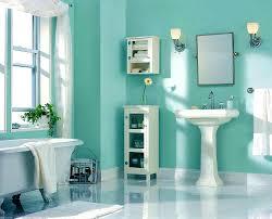 marvellous turquoise bathroom decoration