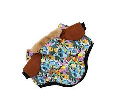 Купить <b>куртка</b> для собак <b>FOR MY DOGS</b> Покемоны, мужская ...
