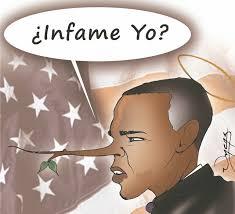 Resultado de imagen de obama caricatura
