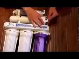 Как установить <b>фильтр для воды</b> обратный осмос - YouTube
