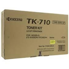<b>Тонер Картридж Kyocera TK-710</b> черный для Kyocera FS-9130 ...