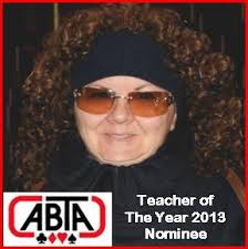 Congratulations to our own Meagan Powell who has been nominated by her bridge students at Essex Bridge Center to be ABTA (American Bridge Teachers ... - meagannominee