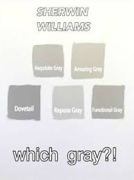 the 4 best warm gray paint colours sherwin williams amazing living room color