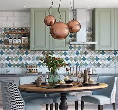 Плитка для <b>кухни в стиле прованс</b>
