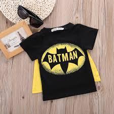 HD.-<b>Summer Kid Boys</b> Baby Superman T-<b>Shirt</b> Short Sleeve ₱163