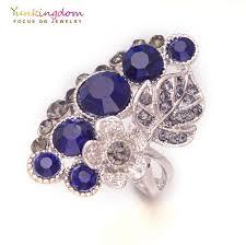 Большие кольца, <b>Синие кристаллы</b>, <b>Кристаллы</b>