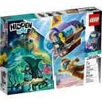 Купить <b>конструктор LEGO Hidden Side</b> Подводная лодка Джей-Би ...