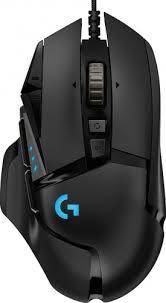 Купить компьютерную <b>мышь Logitech G502</b> Hero (910-005470) по ...