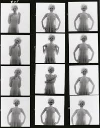Marylin Monroe under the photographer's gaze at the Caumont Art ...