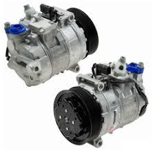 Porsche Air Conditioning & Heating Parts: A/C Compressor ...